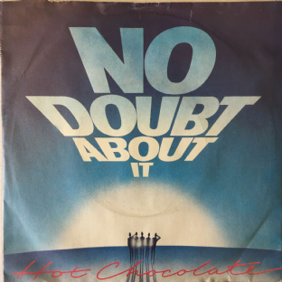 "Hot Chocolate - No Doubt About It (7"") (VG-/G+)"